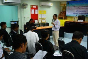 ศูนย์ช่วยเหลือประชาชนทางด้านกฎหมายลงพื้นที่ อบต.พรุไทย